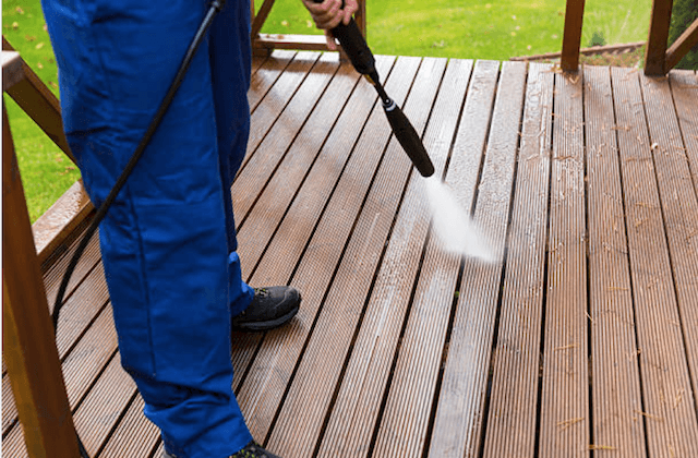 deck cleaning metairie