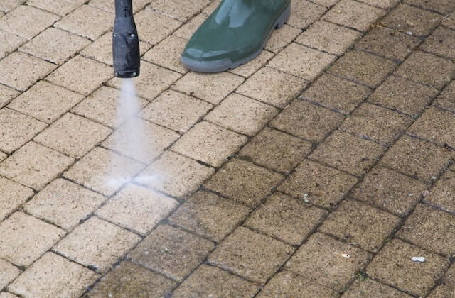 metairie patio cleaning