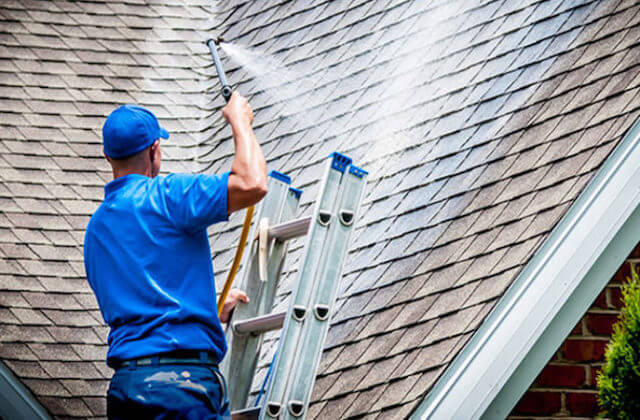 metairie roof cleaning