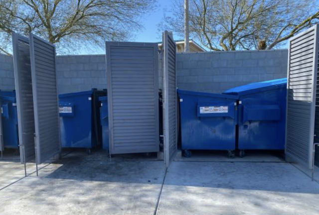 dumpster cleaning in metairie